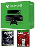 New Xbox One Bundle with an Xbox One Console Call Of Duty Ghosts & NBA 2K14
