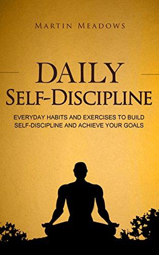 Daily Self-Discipline by Martin Meadows ebook deal