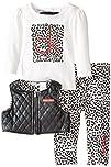 Calvin Klein Baby Girls' Vest with Te…