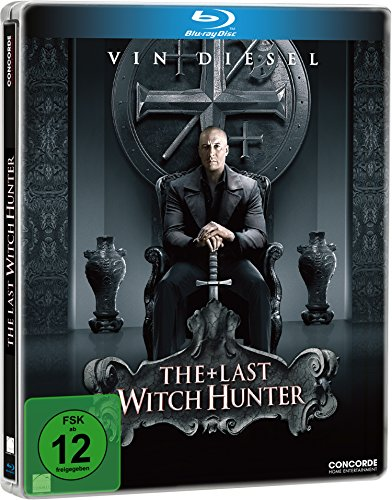 The Last Witch Hunter - Steelbook [Blu-ray]