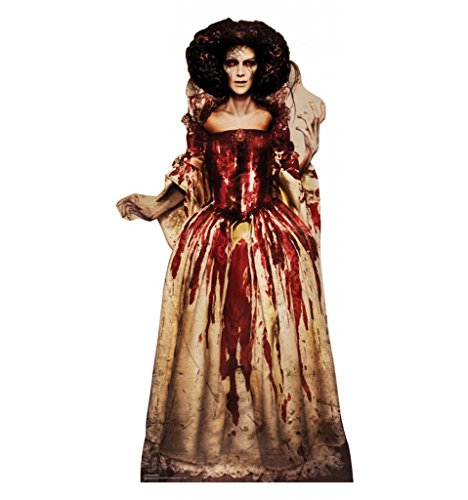 [Bloody Mary - Advanced Graphics Life Size Cardboard Standup] (Bloody Mary Costume)