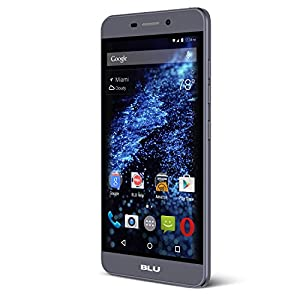 BLU LIFE MARK UK 4G SIM-Free Smartphone - Grey