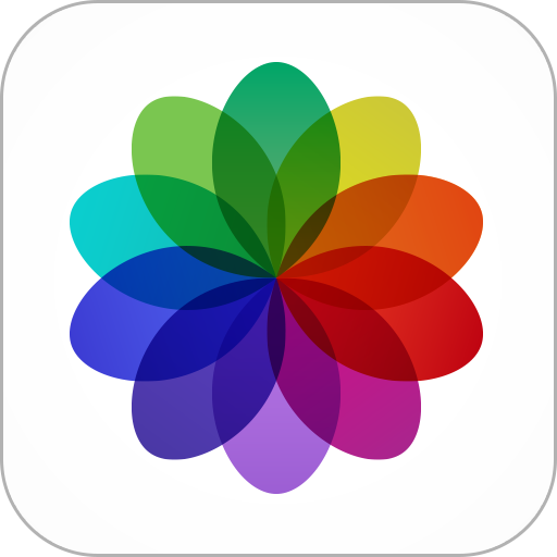 iGallery style of iOS 9