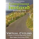 Connemara Ireland Cycling Scenery DVD
