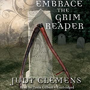 Embrace the Grim Reaper Audiobook