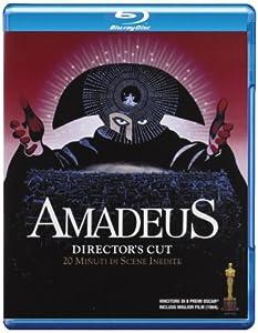 Amadeus (Director'S Cut) [Italia] [Blu-ray]