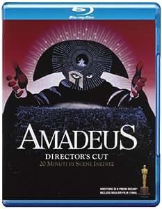 Amadeus [Italia] [Blu-ray]