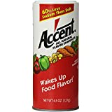 B & G Foods Inc Accent Monosodium Glutamate, 4.5 oz