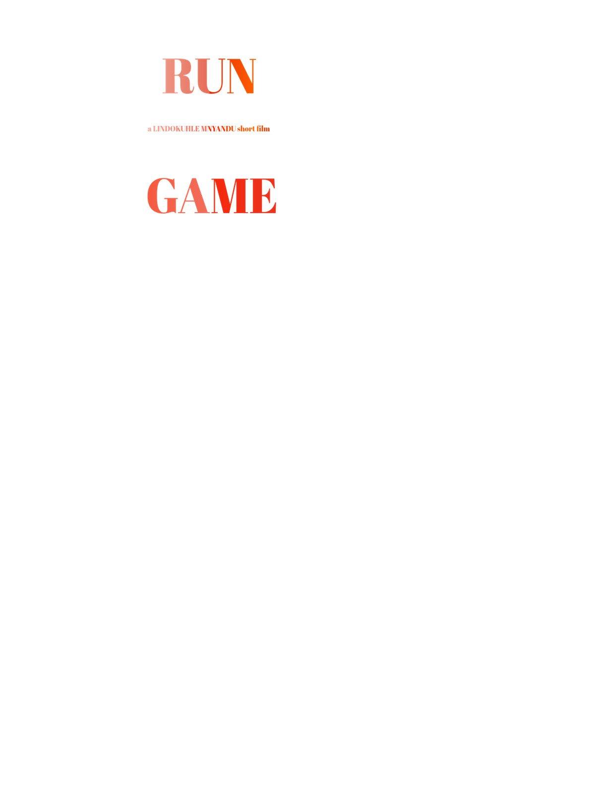 Run Game