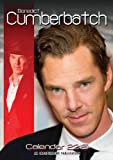 Benedict Cumberbatch Calendar - 2015 Wall Calendars - Celebrity Calendars - Monthly Wall Calendars by Dream