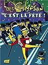 Les Simpson - Sp�cial No�l, Tome 3 : C'est la f�te! par Groening