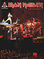 Iron Maiden Anthology Guitar Tab Guitar Recorded Versions Book