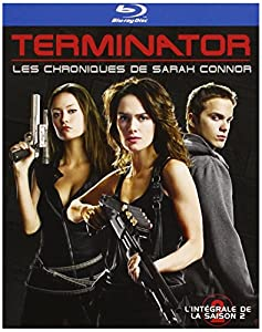 WARNER HOME VIDEO Terminator - The Sarah Connor Chronicles - Intégrale saison 2 [Blu-Ray]