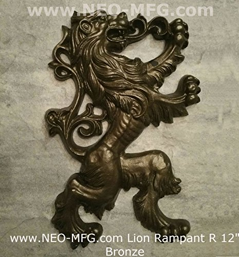 animal-lion-rampant-lowenbrau-sculpture-wall-frieze-neo-mfg-12
