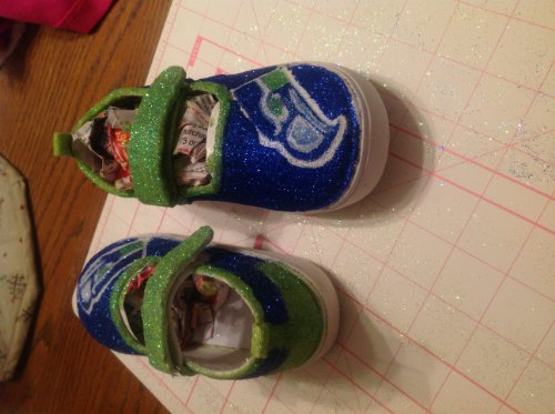 Seahawks Shoes at Amazon.com