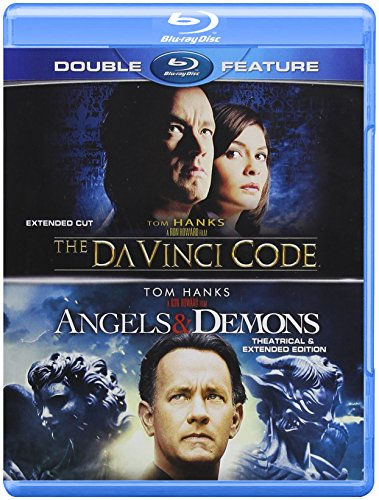Blu-ray : Angels and Demon/ Da Vinci (2 Disc)