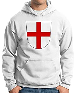 Cotton Island - Sweatshirt Hoodie TSTEM0036 freiburg coat of arms
