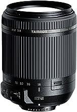 Comprar Tamron B018N - Objetivo para cámara Nikon (distancia focal 18-200mm, apertura f/3.5-6.3, estabilizador óptico, diámetro filtro: 62mm) negro