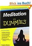 Meditation f�r Dummies (Fur Dummies)