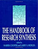 img - for The Handbook of Research Synthesis book / textbook / text book