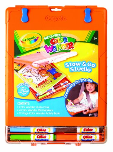 Crayola Color Wonder Travel Tote (colors & styles may vary)