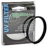 Maxsima - 43mm UV Objectif Filtre / Protecteur pour Samsung 16mm f2.4 lens & EX 30mm f2 Objectif Pancake, NX5 NX10 NX11 NX100 NX200 NX1000