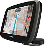 "TomTom GO 50S 5"" GPS Receiver in Bulk packaging with Built-In Bluetooth and Lifetime Traffic and Map Updates Plus Free Bonus Accessories"