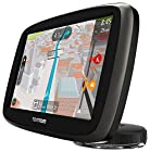 TomTom GO 50S 5 GPS Receiver in Bulk packaging with Built-In Bluetooth and Lifetime Traffic and Map Updates Plus Free Bonus Accessories