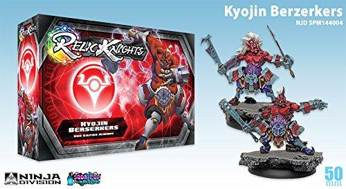 Kyojin Berzerkers Board Game
