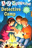 img - for Detective Camp (A to Z Mysteries Super Edition, No. 1) book / textbook / text book