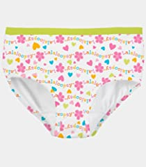 Fruit of the Loom Girls' 7pk Lalaloopsy Briefs