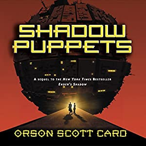 Shadow Puppets Audiobook
