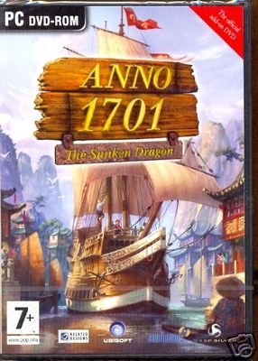 Anno 1701 the Sunken Dragon Expansion