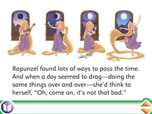 Imagen 3 de Leap Frog Tangled, the Disney story of Rapunzel - Juego (the Disney story of Rapunzel)