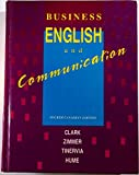 img - for Business English and Communication [fourth Canadian Edition] book / textbook / text book