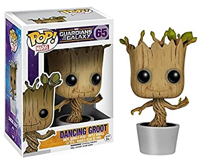 Dancing Groot Pop! Vinyl Bobblehead - Marvel's Guardians Of The Galaxy