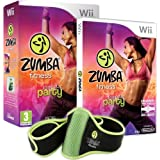 Zumba Fitness Wii - Bundle Pack with Belt accessoryby Majesco Entertainment/...