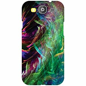 Samsung Galaxy S3 Neo Back Cover - Green Designer Cases