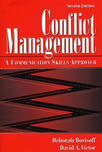 Conflict Management: A Communication Skills Approach (2nd...