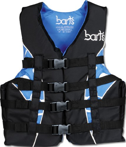 Cheap Bart's Women's Nylon Life Jacket (B003TT87M2)