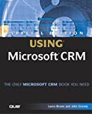 Special Edition Using Microsoft CRM (0789728826) by Brown, Laura