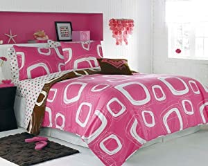 Roxy RHIANNA 7-pc Twin/Twin XL Comforter Sheet Set