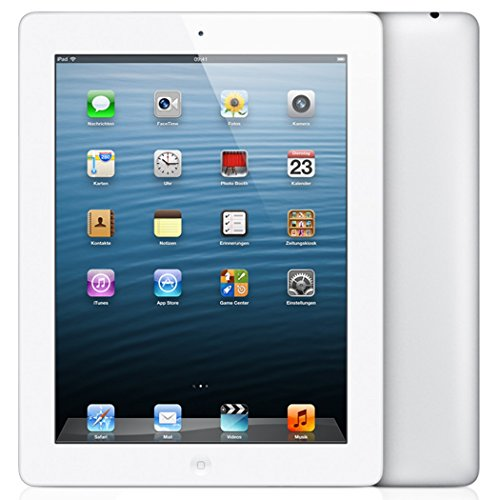 Apple iPad 2 MC981LL/A Tablet (64GB, Wifi, White) 2nd Generation [Certified Pre-Owned]