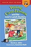 Young CAM Jansen and the Lions' Lunch Mystery (Puffin Easy-To-Read Young CAM Jansen Level 2)