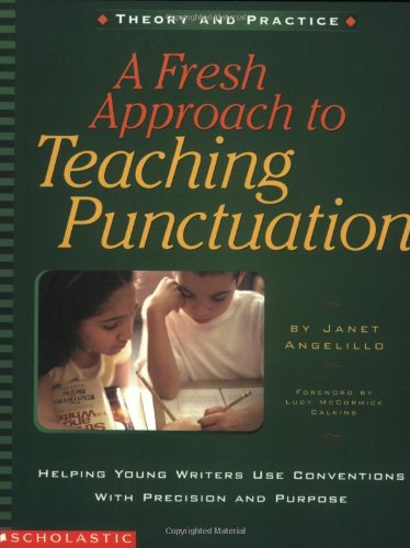 A Fresh Approach To Teaching Punctuation front-1048821