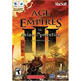 Age of Empires III: The Asian Dynasties Expansion (Mac)by Macsoft