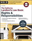 Search : California Landlord's Law Book: Rights & Responsibilities