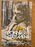 THE VONNEGUT STATEMENT original essays on the life and work of Kurt Vonnegut Jr.
