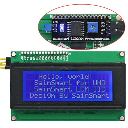 I2C LCD not detected - Raspberry Pi Forums