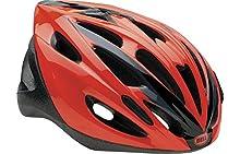 Bell Solar Cycling Helmet (Infrared/Titanium Guilt Trip, Universal Size)